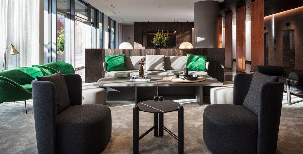 Een elegant en verfijnd interieur