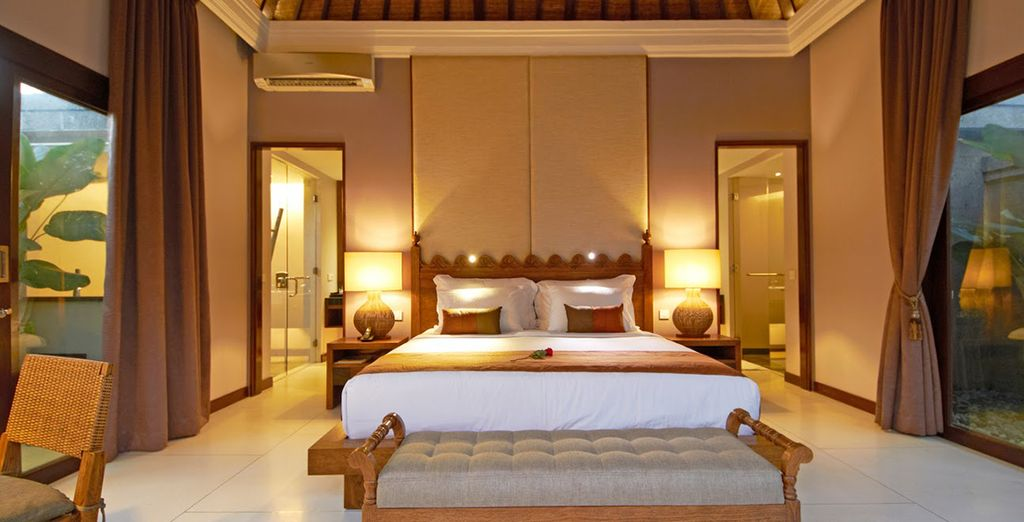 Waar u verblijft in een  One Bedroom Pool Villa