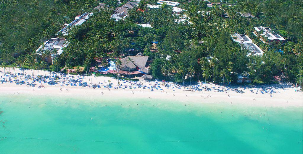 Een ideale plek voor een relaxte vakantie met vrienden of familie
