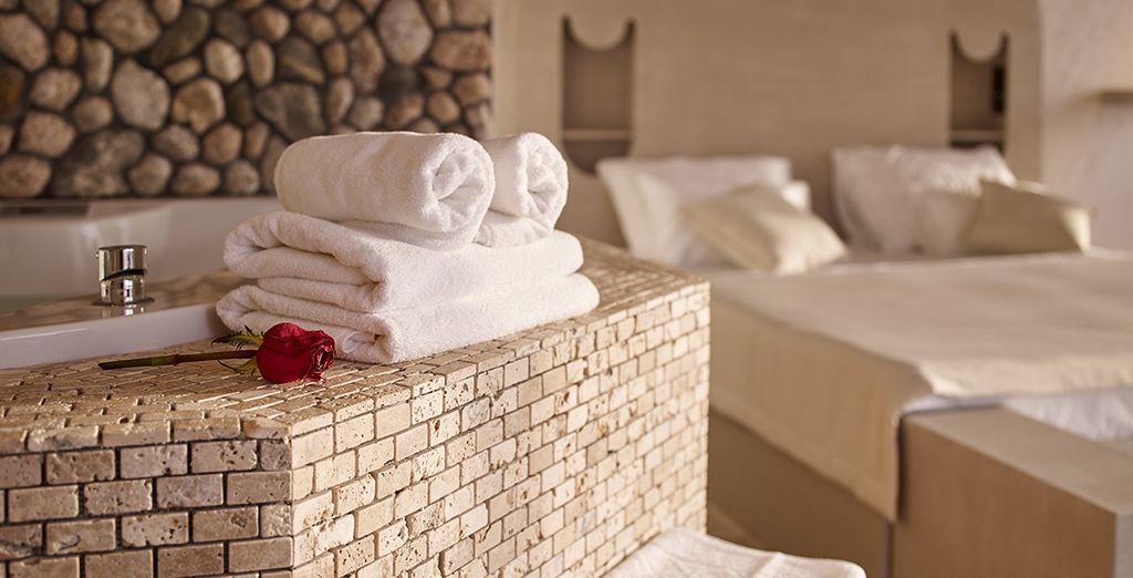 Een luxueuze spa