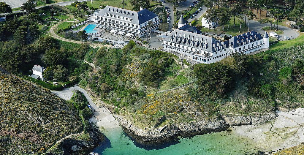 In het zuiden van Bretagne