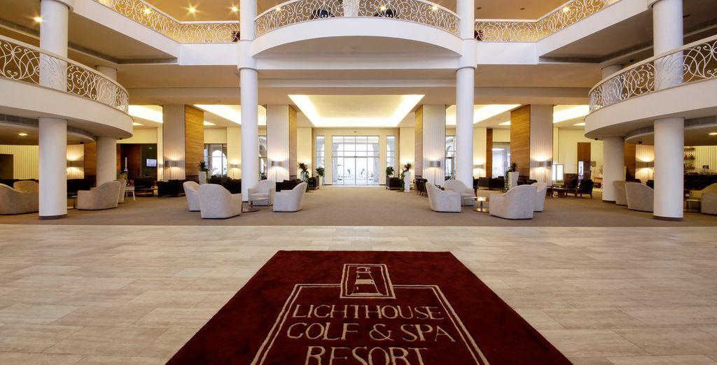 Geniet van een all inclusive verblijf in dit luxe hotel