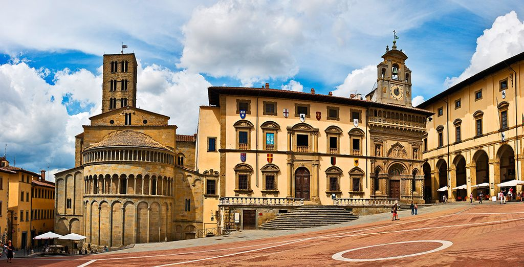 Het mooie Arezzo