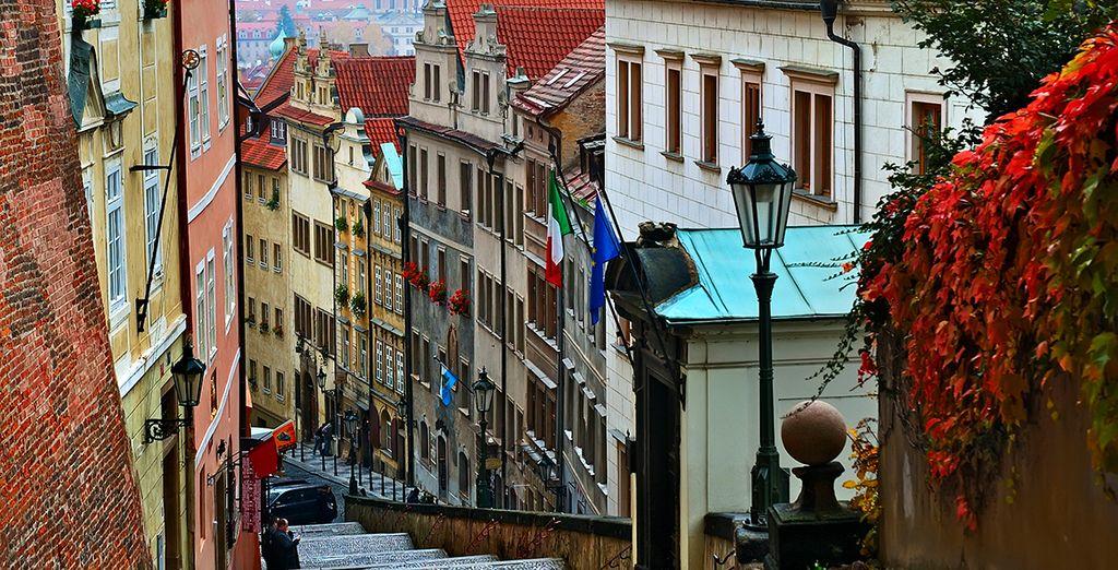 Een stad vol met geschiedenis en cultuur