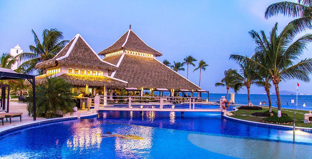 Een luxueus 5* hotel aan zee