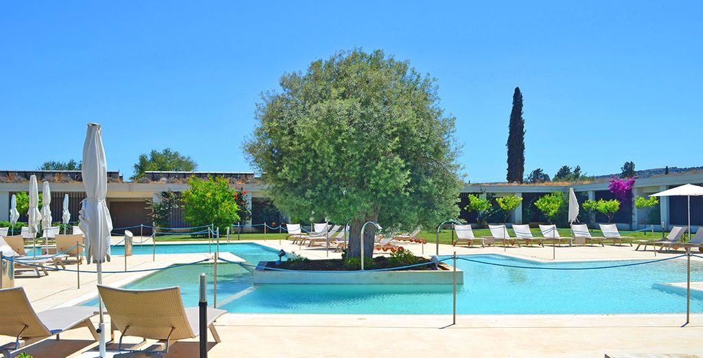Welkom in het I Monasteri Golf Resort 4*