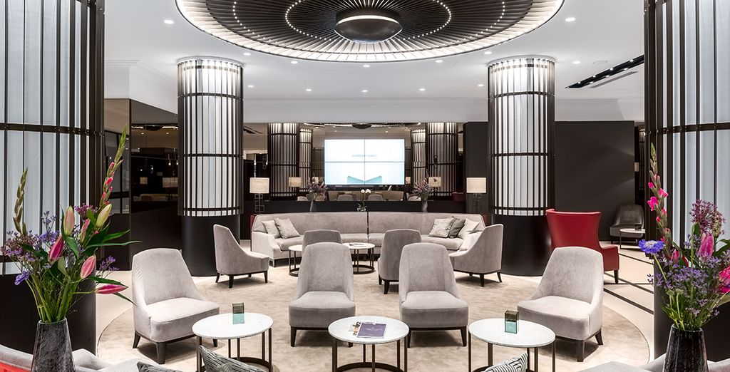 Welkom in het NH Collection Amsterdam Grand Hotel Krasnapolsky 5*