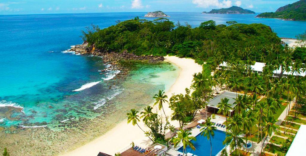 Waar u verblijft in het AVANI Seychelles Barbarons Resort & Spa