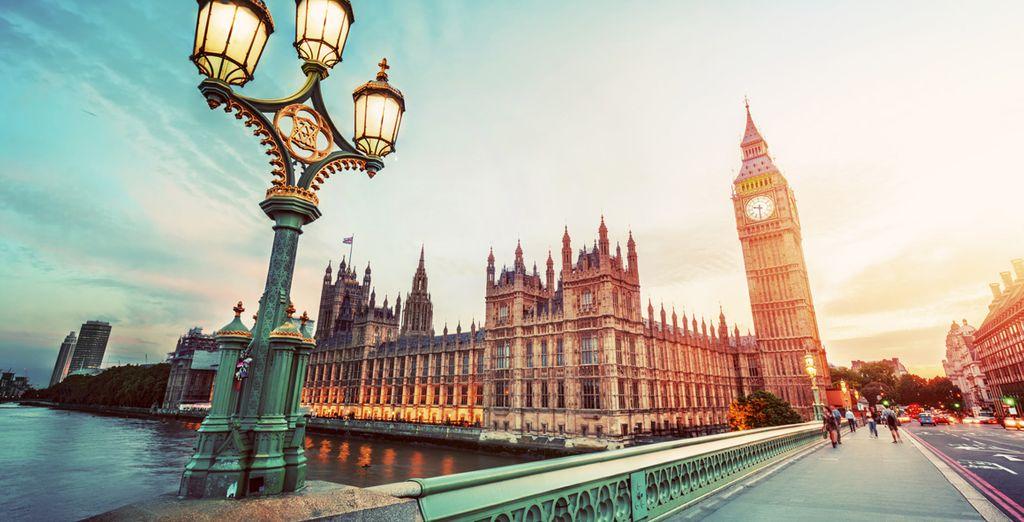 Zin in een Brits uitstapje?
