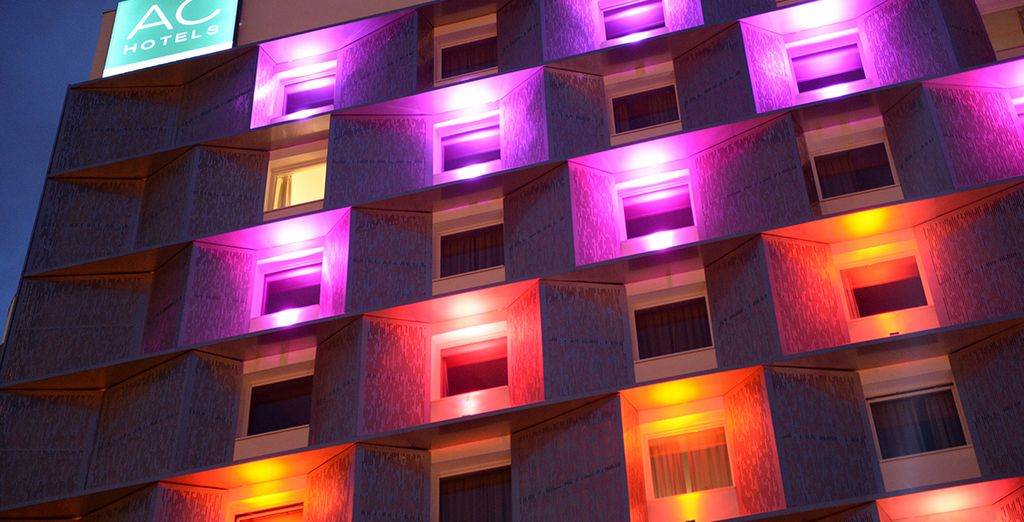 Het hotel AC by Marriott Marseille Vélodrome 4*
