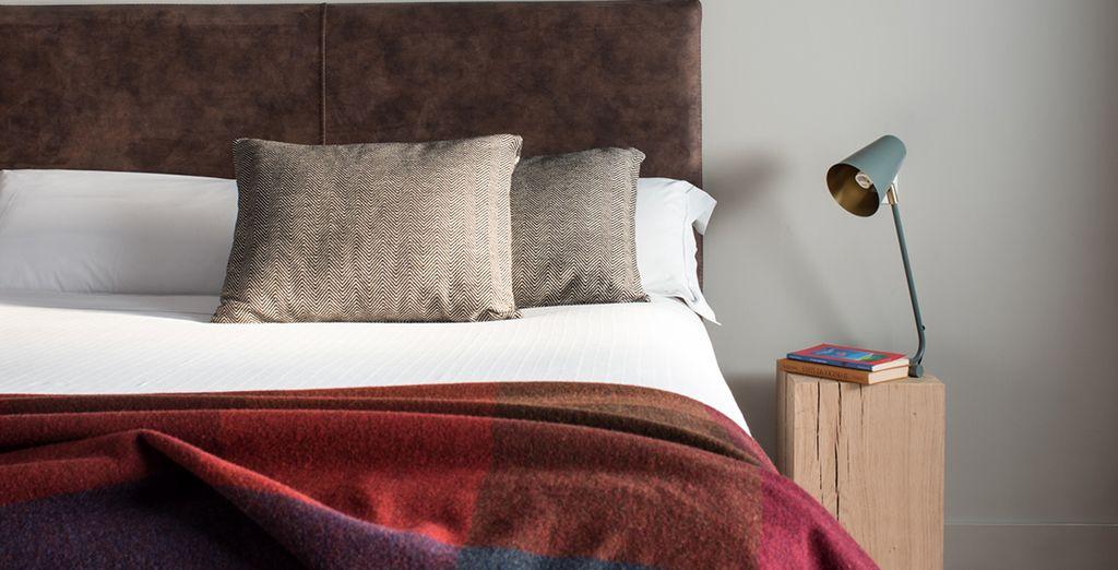 Individueel ontworpen voor uw comfort
