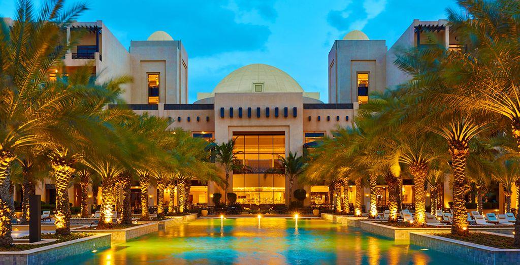 In het Hilton Ras Al Khaimah Resort & Spa 5*