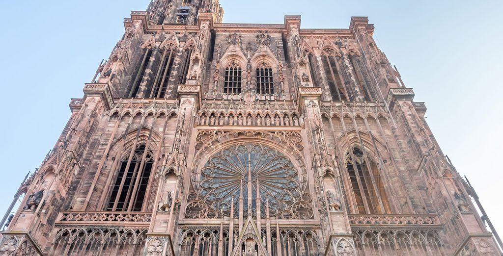 Bewonder de rijke geschiedenis en cultuur van Straatsburg