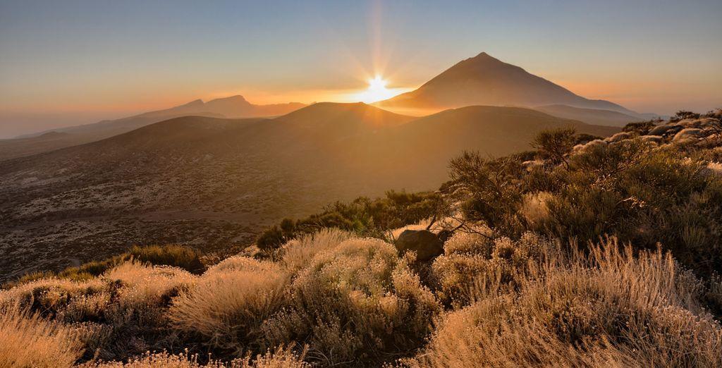 Bezoek de Teide, de hoogste berg van Spanje