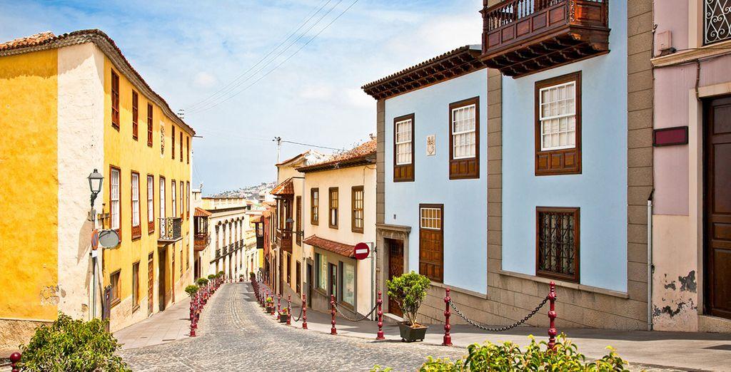 Verdwalen in de dorpjes van Tenerife