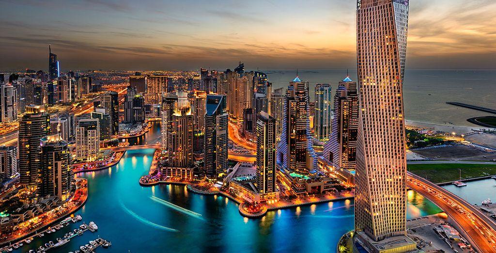 Verken de bruisende stad Dubai