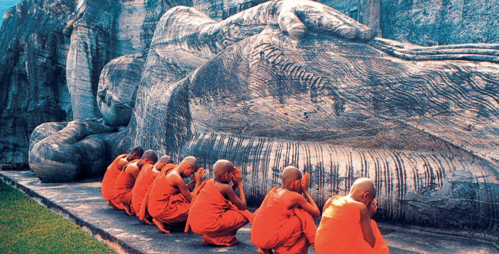 Ontdek de prachtige uitzichten van Sri Lanka