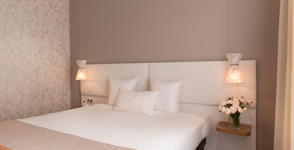Van het Magenta 38 - een boetiekhotel met een chic Scandinavisch design