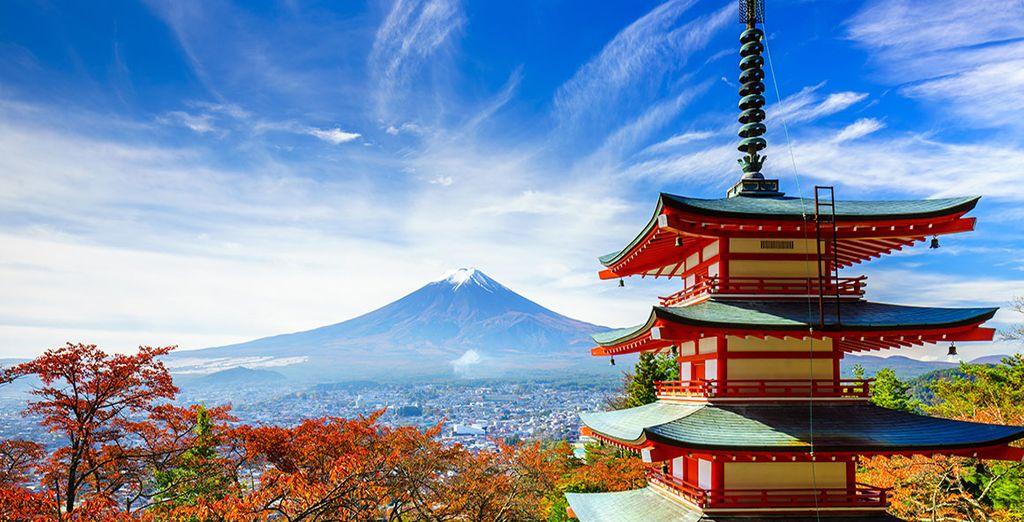 Fijn verblijf in Japan!
