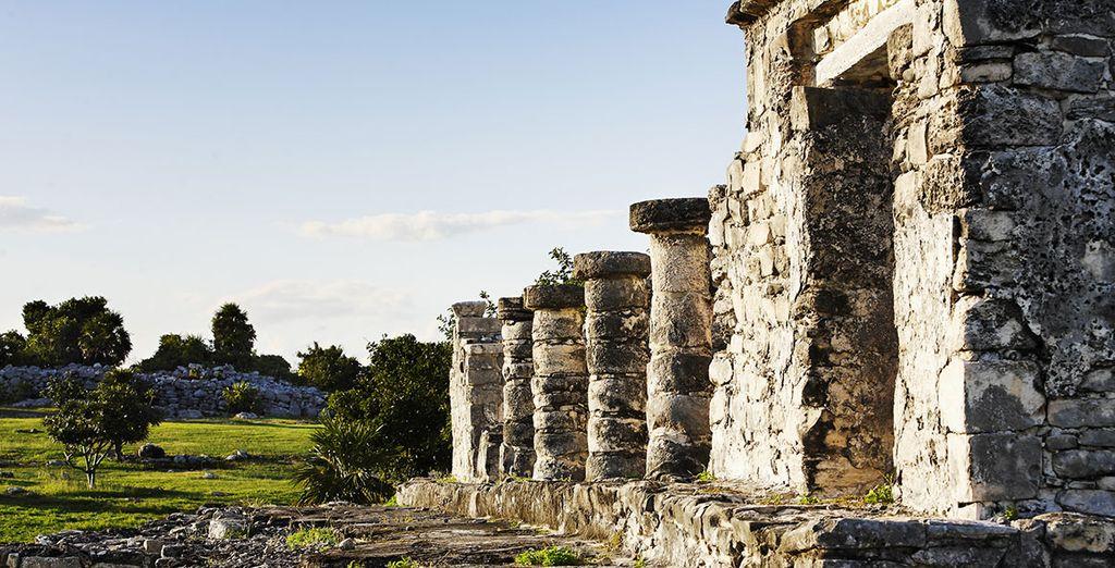 Maak historische uitstapjes