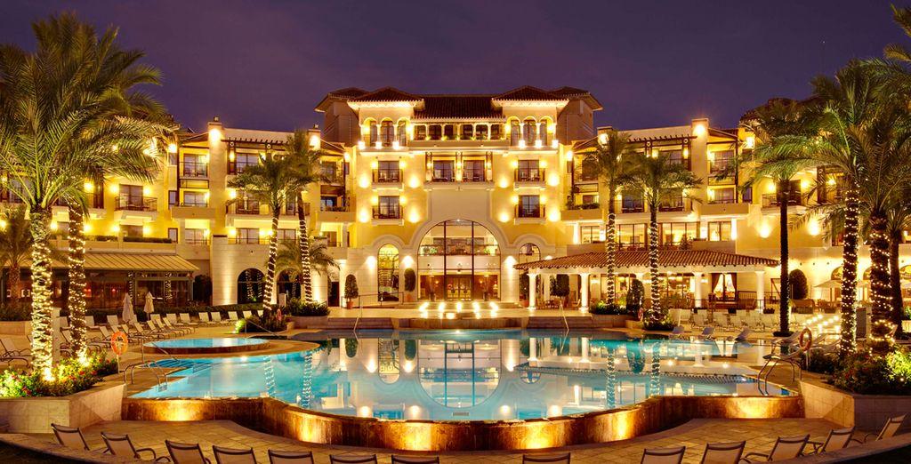 Een prachtig 5* hotel, dichtbij Alicante