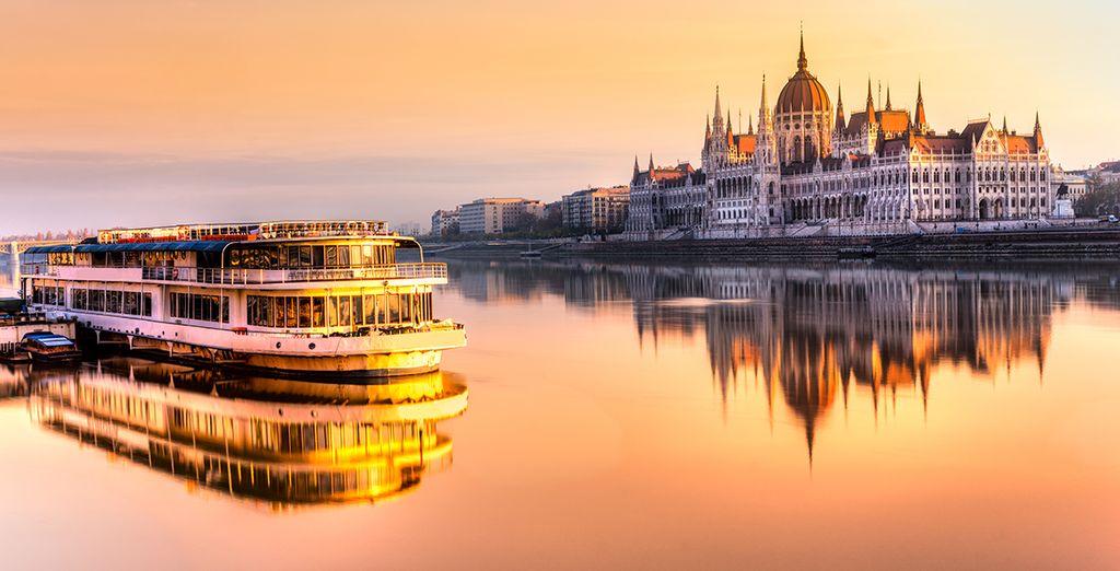 Trakteer uzelf op een cruise over de Donau