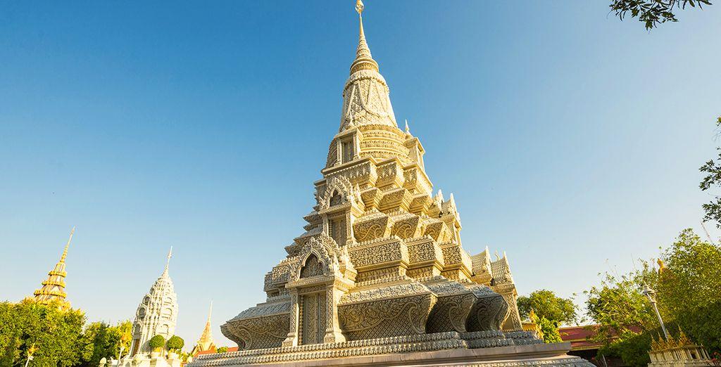 En de hoofdstad Phnom Penh