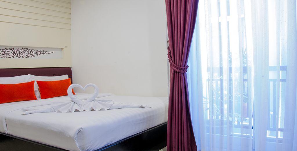 U heeft de keuze uit 3* hotels...