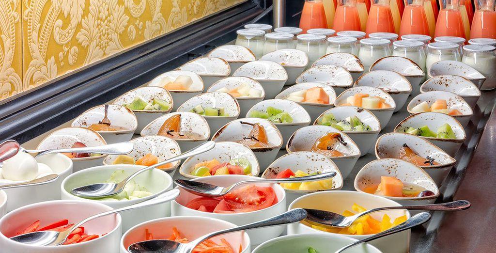 In buffetvorm