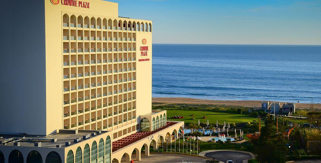 In dit hotel aan zee
