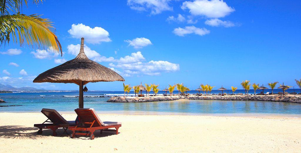 Vertrek naar Mauritius