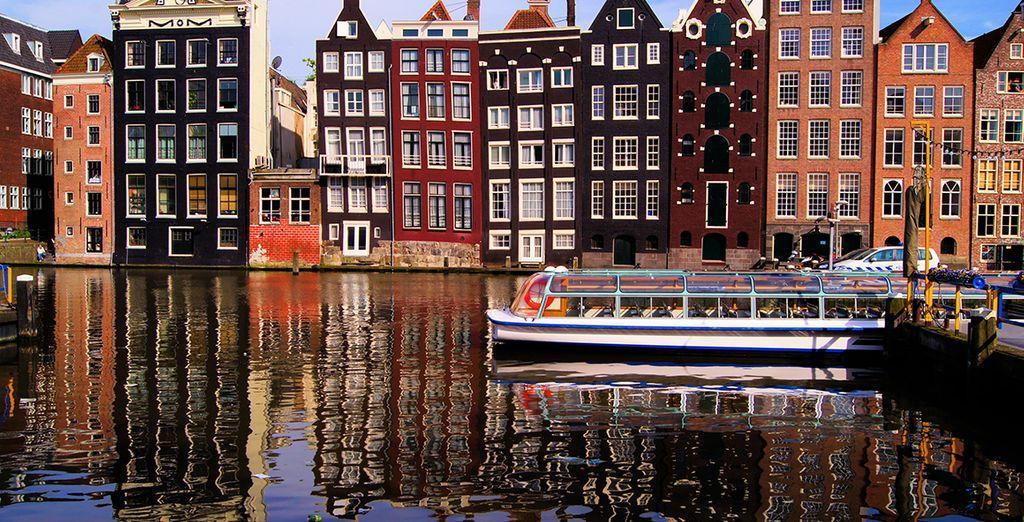 Leer de mooie plekjes van Amsterdam kennen