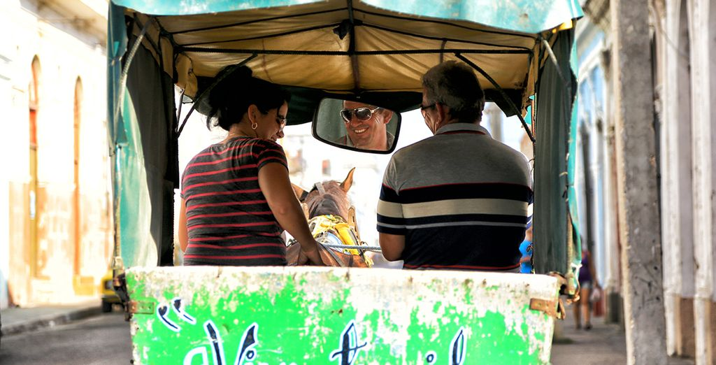 Tijdens een onvergetelijke reis naar Cuba