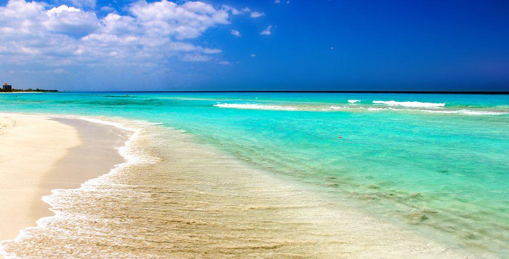 Maak u klaar voor de typische Cubaanse warmte, niet alleen onder de zon maar ook in het hart