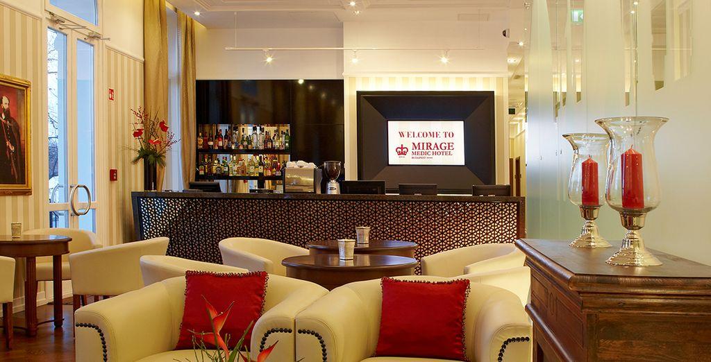 Een elegant 4* hotel