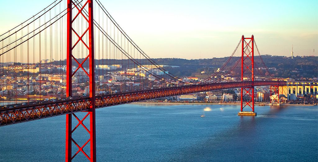 Veel plezier in Lissabon!