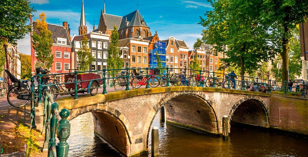 Ontdek de mooiste plekjes van Amsterdam
