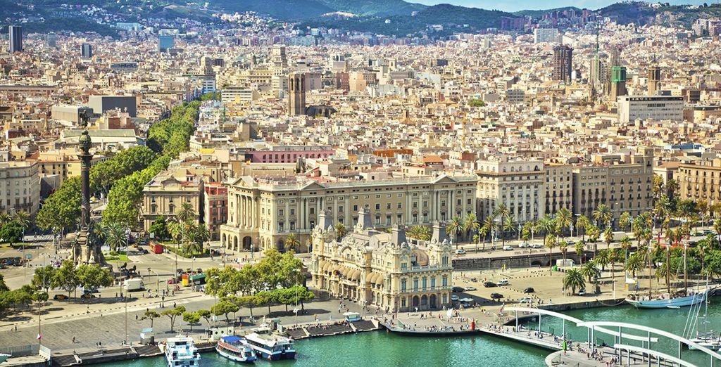 Ontdek historisch Barcelona