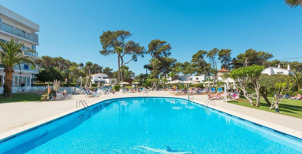 Dit is de ideale plek voor een ontspannende vakantie