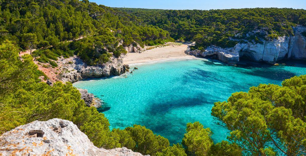 Op naar Menorca voor uw volgende vakantie!