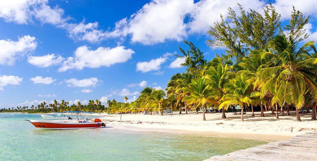 Een ontspannende vakantie in Punta Cana, zegt u dat iets?