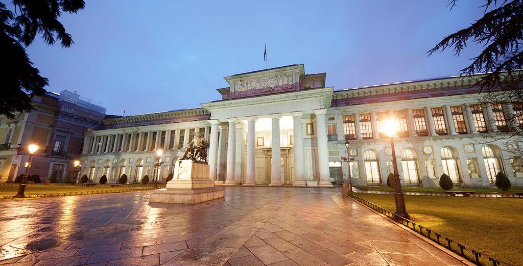 Gun uzelf een culturele vakantie in het Prado Museum