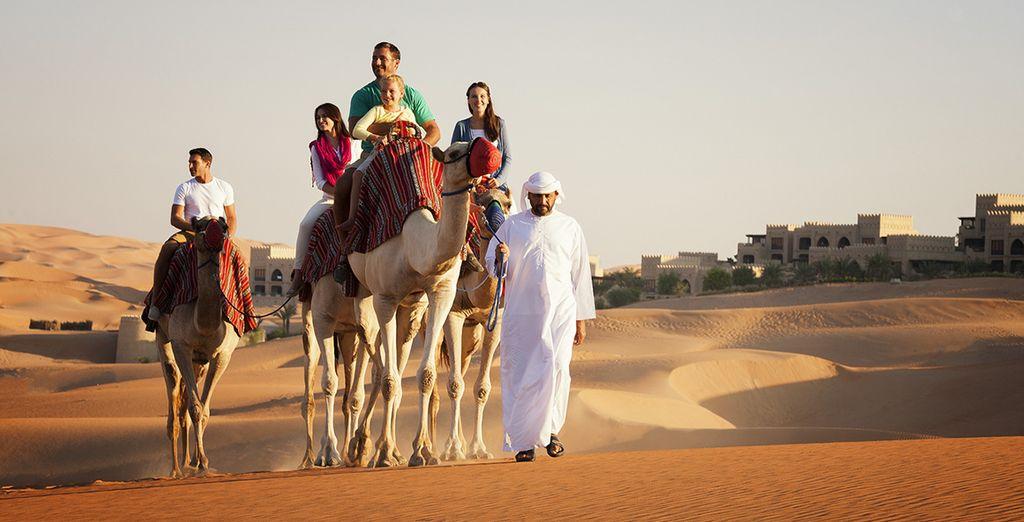 Ontdek het traditionele van Abu Dhabi