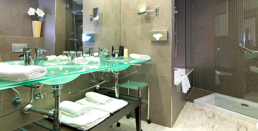 Badkamers van alle gemakken voorzien