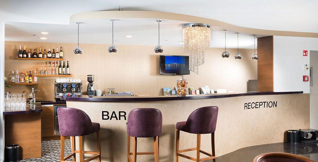 En 's avonds zal de bar uw favoriete plek zijn