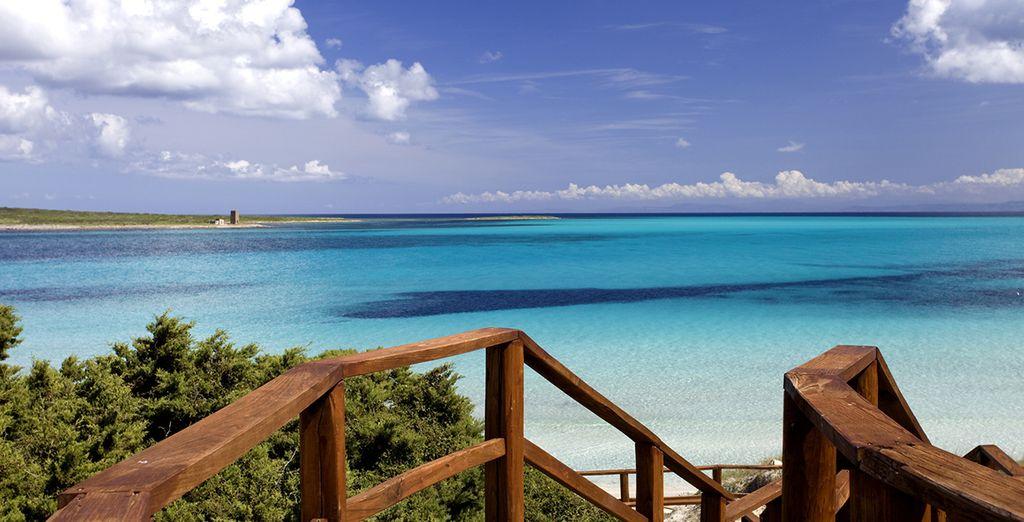 La Maddalena, bekend om haar mooie stranden