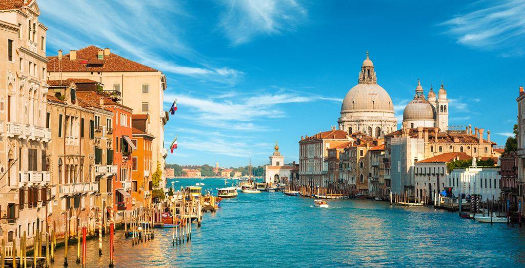 Bent u te verleiden tot een Italiaans uitje?