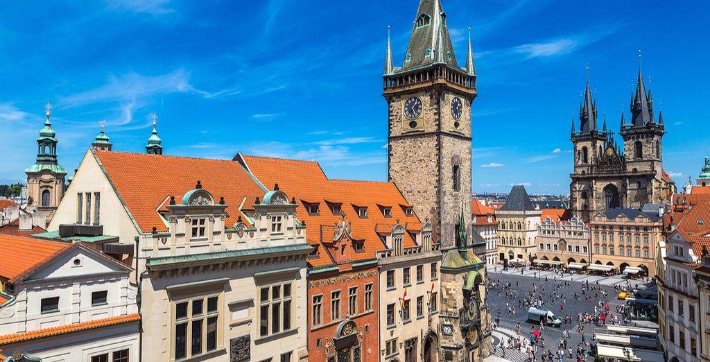 Fijn verblijf in de Tsjechische hoofdstad!