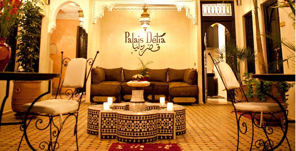 Het Riad Palais Délia
