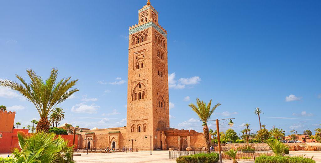 Welkom in Marrakech!